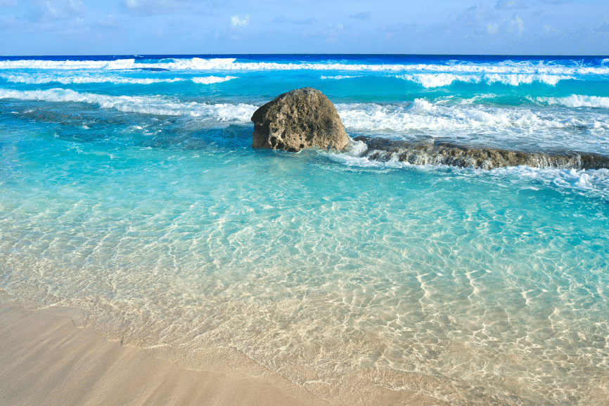 Chen Rio Beach, Cozumel one of the best beaches in cozumel