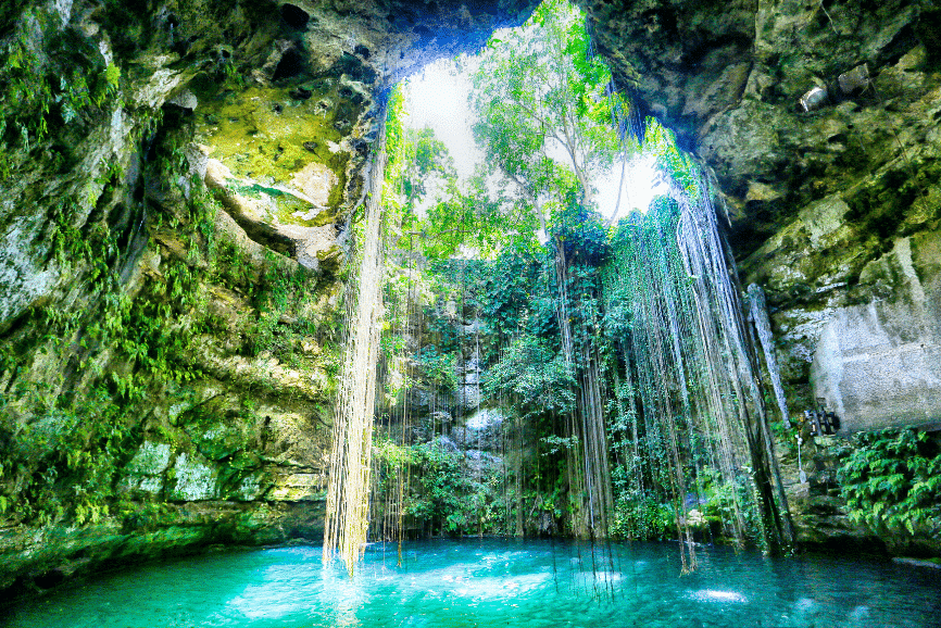 Best cenotes in yucatan