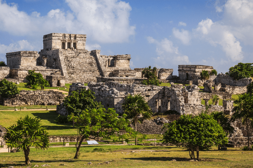 Tulum Ruins, one of the best things to do in Tulum
