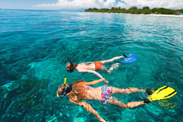 Snorkeling in Cozumel. Things to do in Cozumel