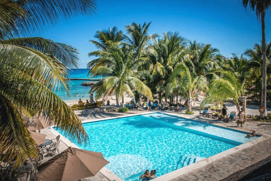 Cozumel Beach Club. Things to do in Cozumel