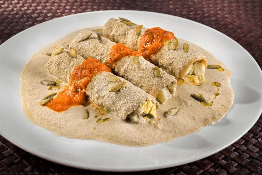 Papadzules, The Best Yucatan Dishes And Yucatan Cuisine