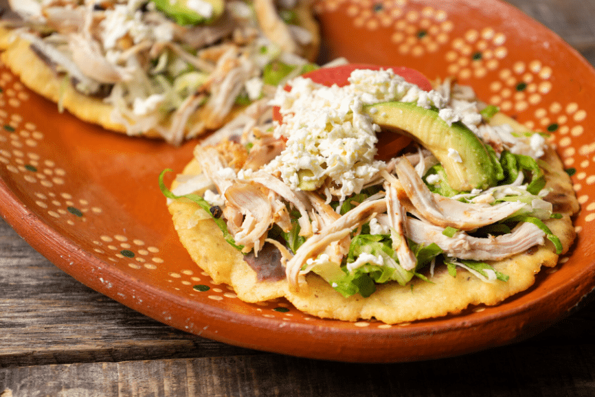 Panuchos and Salbutes, the best yucatan dishes and yucatan cuisine