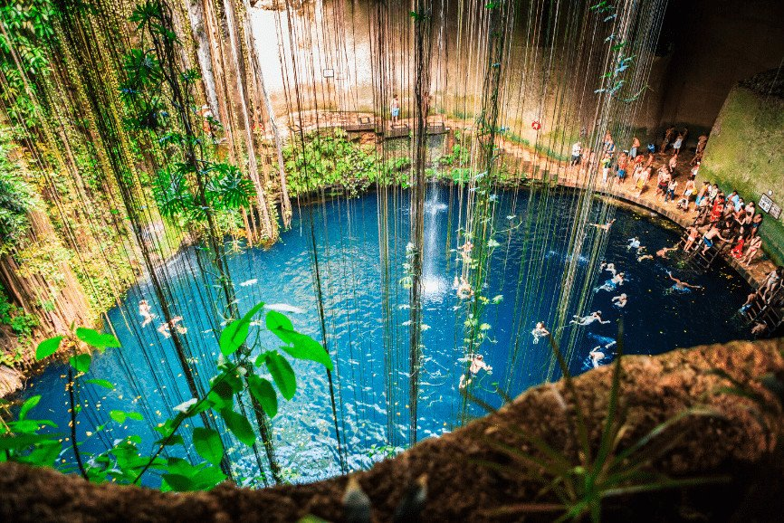 Yuctan Cenote