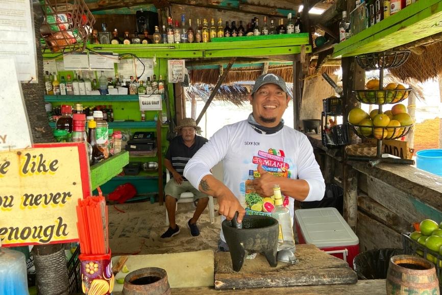 Best Cozumel Beach Bars