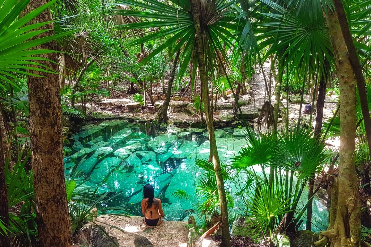 Best Cenotes In Yucatan. Best Cenotes In Tulum.