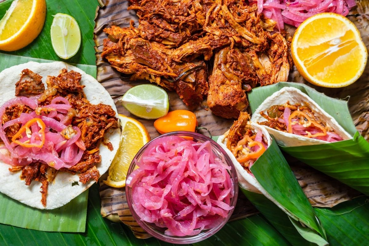 Yucatan Food, Yucateco Food, The Best Yucatan Dishes And Yucatan Cuisine