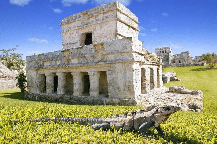Tulum Ruins Visitors Guide. The Ruins Of Tulum. Visit Tulum Ruins.