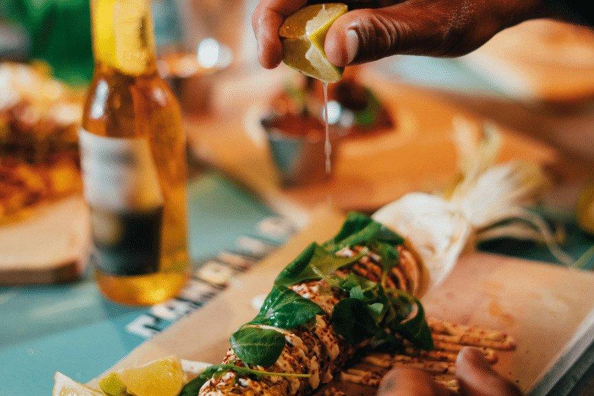 Tulum Restaurant Guide. Beach Restaurant Tulum