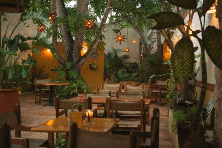 Guidos. One Of The Best Restaurants In Cozumel
