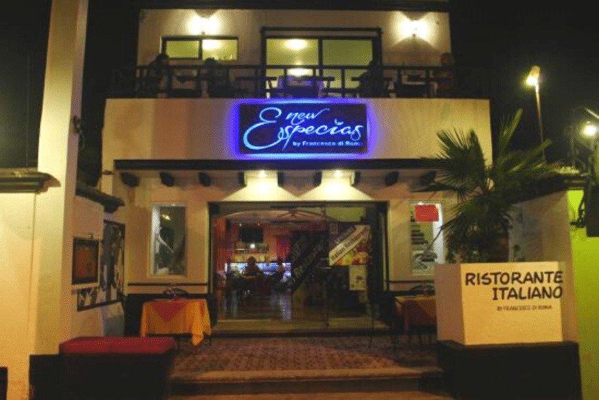 New Especias Restaurante