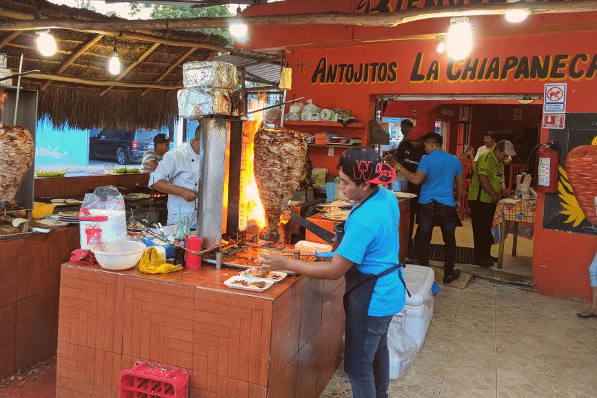 Antojitos la Chiapaneca. One of the best restaurants in Tulum