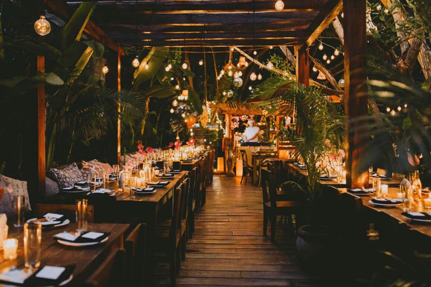 Gitano. A top restaurant in tulum