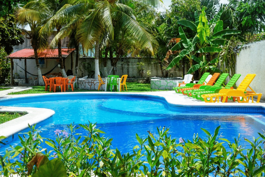 Amigos Hostel Cozumel. One of the best hotels and resorts in cozumel