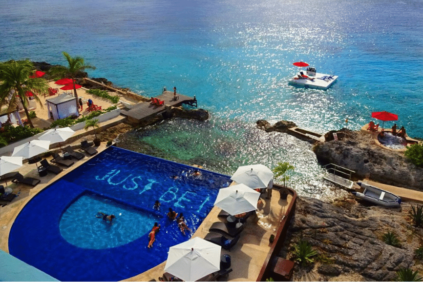 Hotel B Cozumel. One of the best hotels and resorts in cozumel