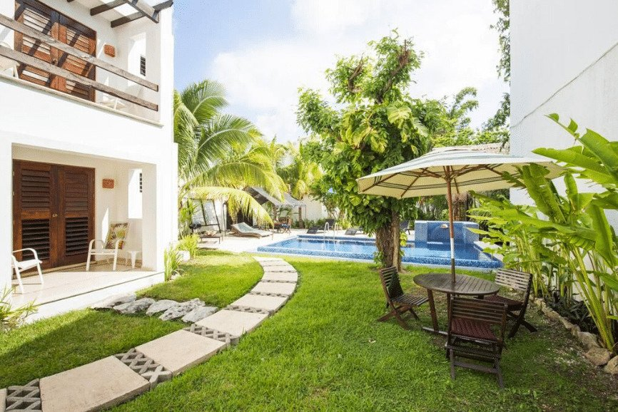 Villas El Encanto Cozumel. One Of The Best Hotels And Resorts In Cozumel