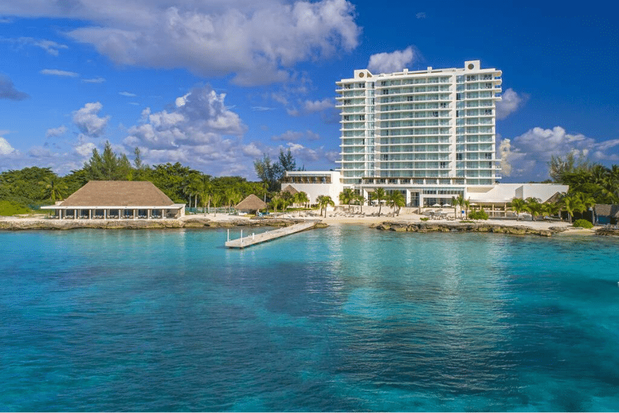 The Westin Cozumel. One of the best hotels and resorts in cozumel