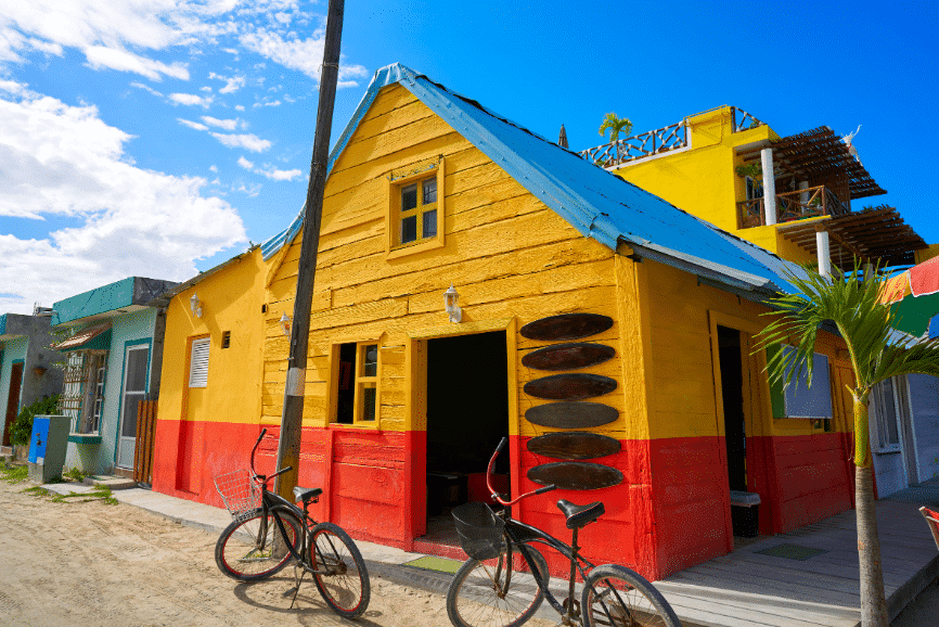 House in Holbox. Mexico Hobash mexico. What to do in Holbox mexico
