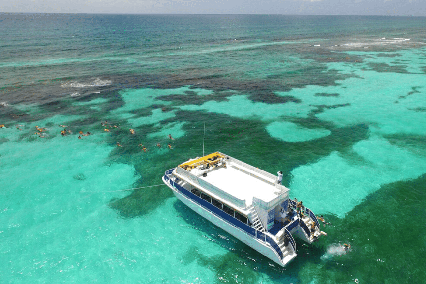 Day Tour to Isla Contoy, mexico. How to get to isla contoy