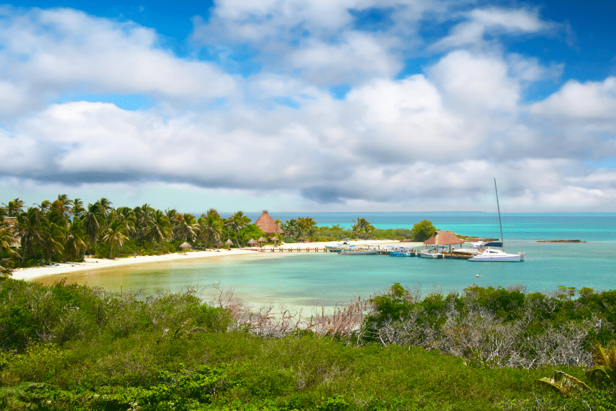 Beautiful Isla Contoy. Things to do in Isla Contoy