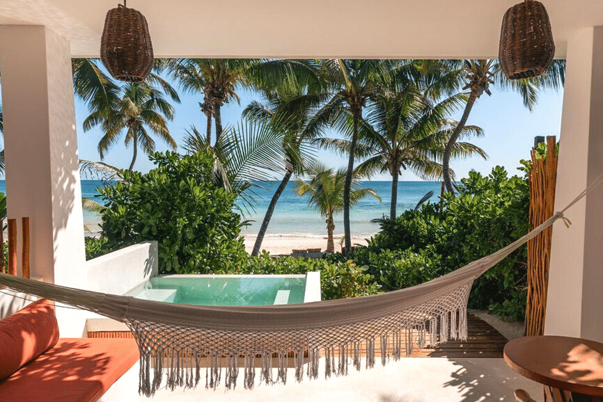 The Beach Tulum, one of the best hotels in tulum mexico