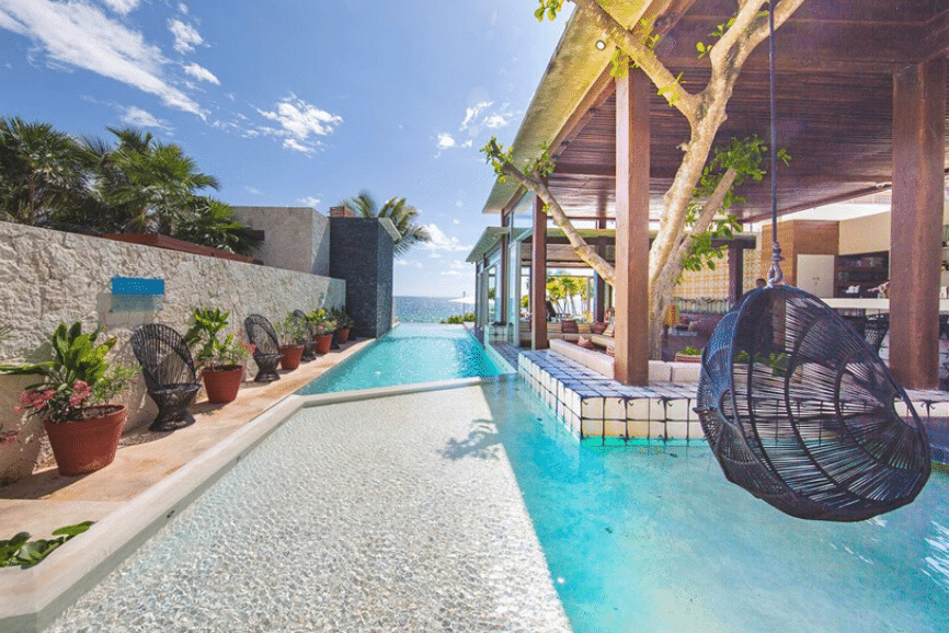 Mi Amor Colobri Boutique Hotel, one of the best hotels in tulum mexico