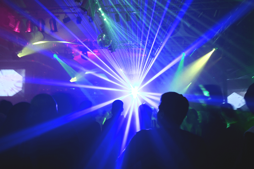 Cancun Nightlife, one of the top things to do in cancun