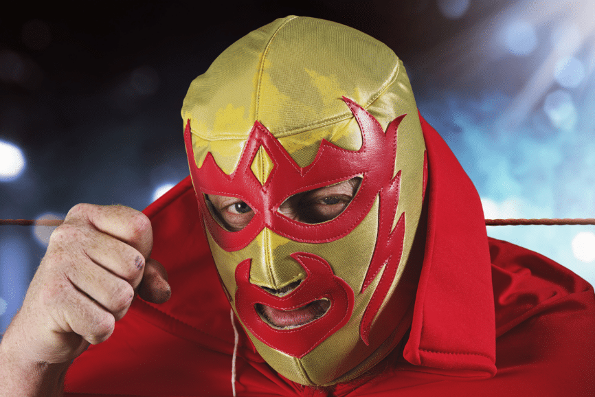 Lucha Libre!, one of the top things to do in cancun