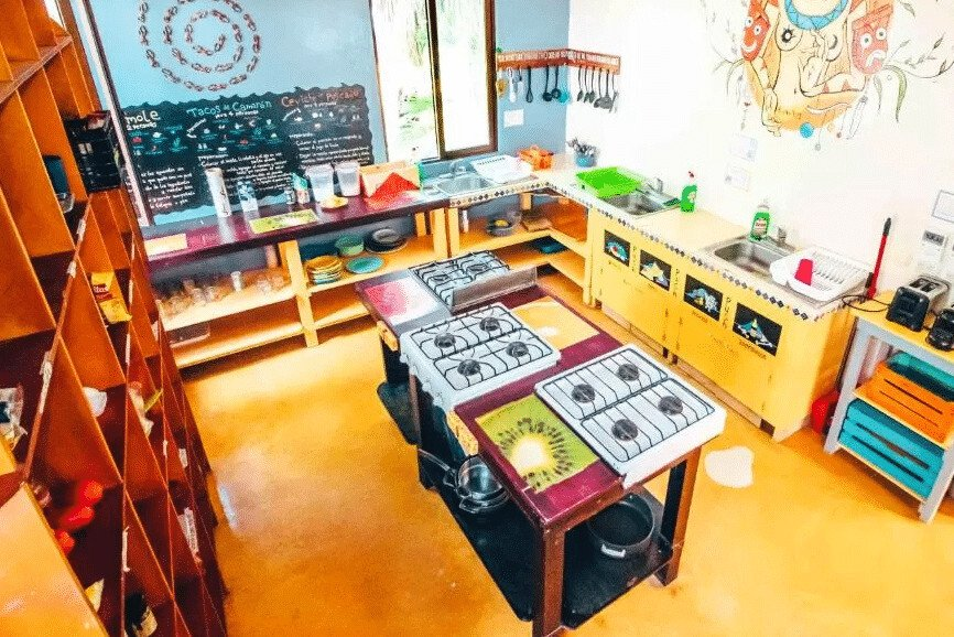 Tribu Hostel. Where To Stay In Holbox
