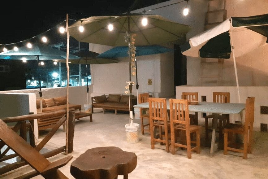 Hostel La Isla. Where To Stay In Holbox