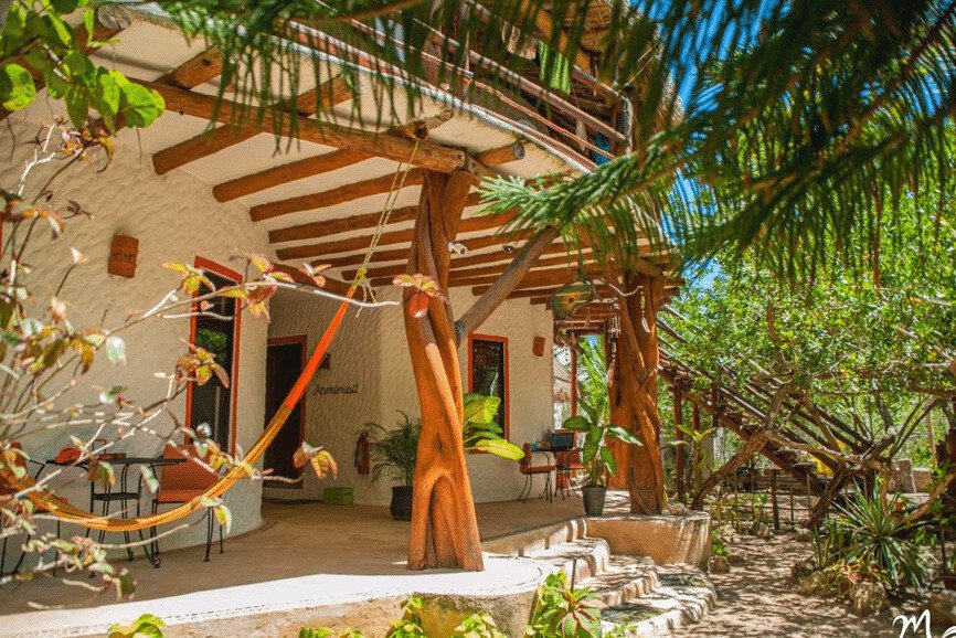 Villas Los Mangles Boutique Hotel. Where To Stay In Holbox