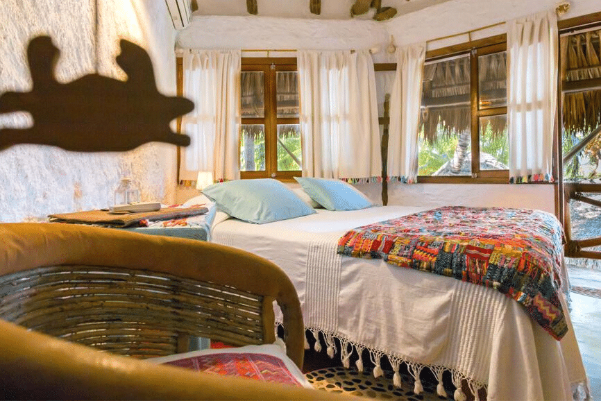 Holbox Hotel Mawimbi. One of the best hotels in holbox