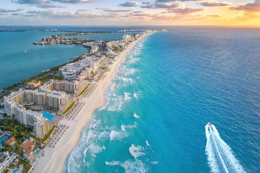 Cancun Hotel Guide. The best places to stay in Cancun