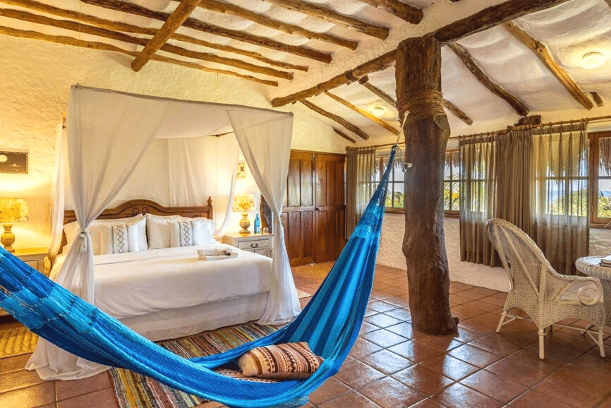 Ser CasaSandra. One of the best hotels in holbox