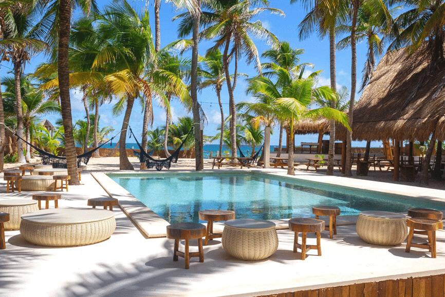 Selina Poc Na Isla Mujeres, a best hotel in isla mujeres