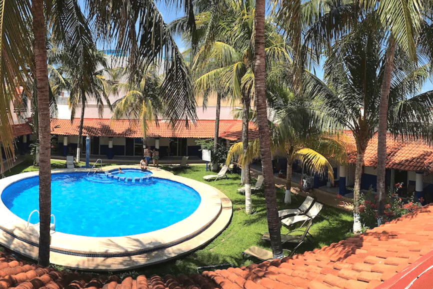 Hotel Plaza Almendros, a best hotel in isla mujeres