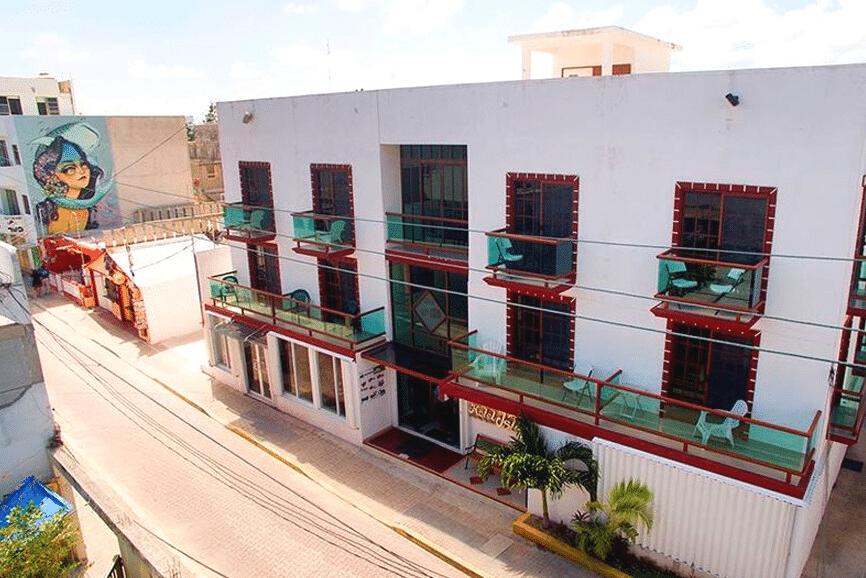 Hotel Isleño, a best hotel in isla mujeres