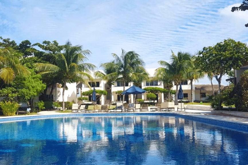 Marina Paraiso Hotel Isla Mujeres, a best hotel in isla mujeres