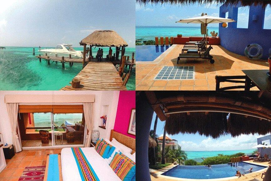 Casa De Los Sueños, A Best Hotel In Isla Mujeres