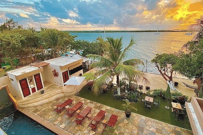 Boutique Hotel Bahia Tolok, a best hotel in isla mujeres