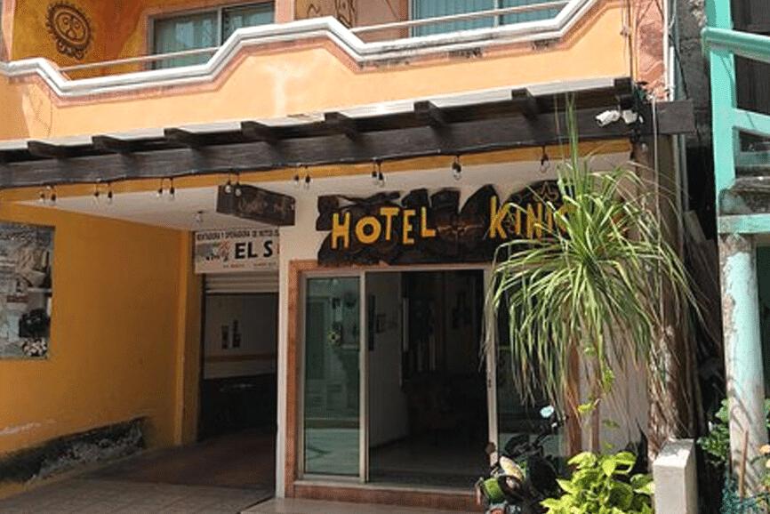 Hotel Kinich, a best hotel in isla mujeres