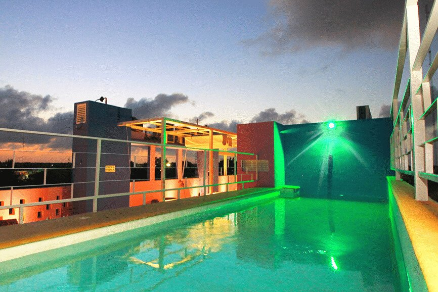 Hotel Arcoiris, One Of The Best Hotels In Tulum Mexico