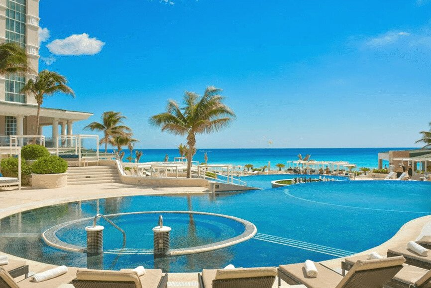 Sandos Cancún. One Of The Best Places To Stay In Cancun.