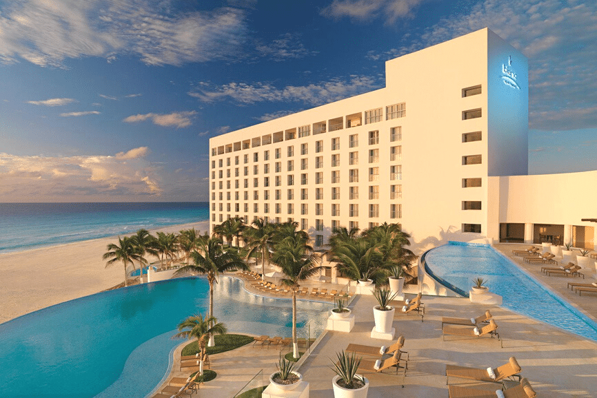 Le Blanc Spa Cancún. One of the best places to stay in cancun.