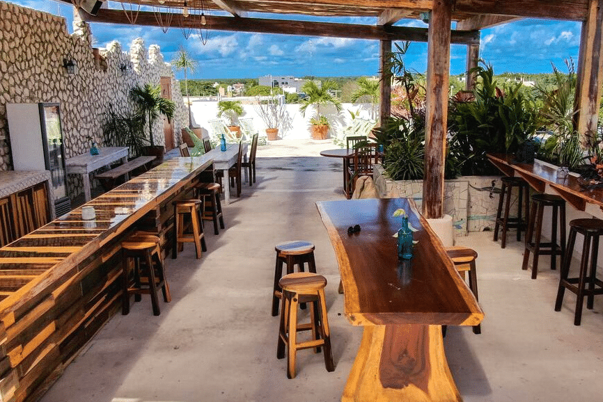 La Palmita Budget Boutique Hotel, one of the best hotels in tulum mexico