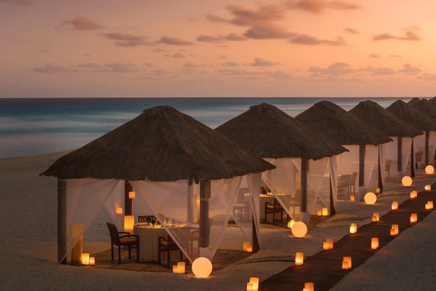 Casitas Cancun, one of the best restaurants in cancun
