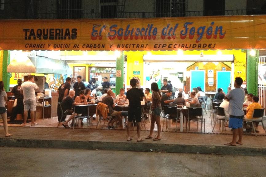 El Fogón, best restaurants in playa del carmen