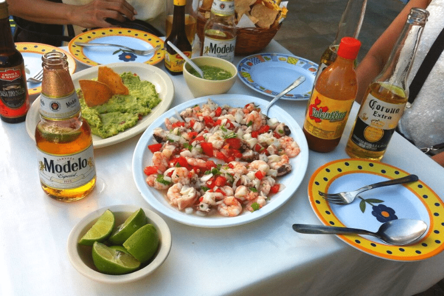 El Pirata, one of the best restaurants in playa del carmen