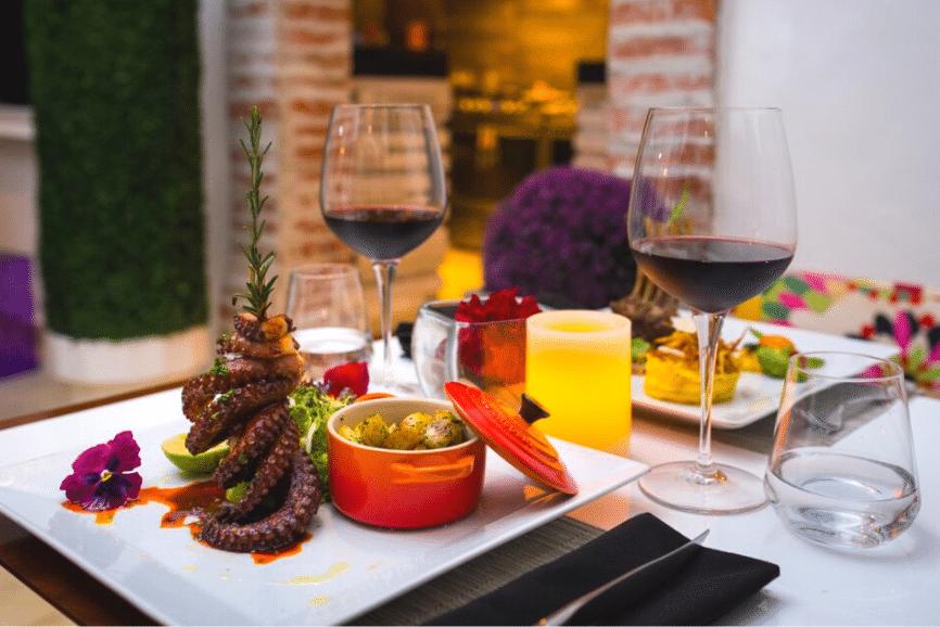 Oh, La La!, one of the best restaurants in playa del carmen