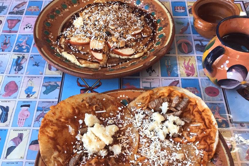 El Hongo, one of the best restaurants in playa del carmen